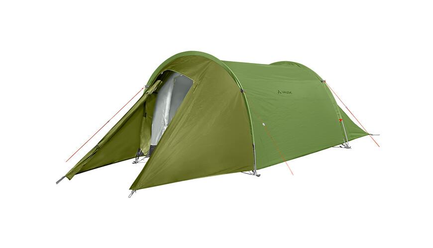 VAUDE Arco 2P tent 2P groen